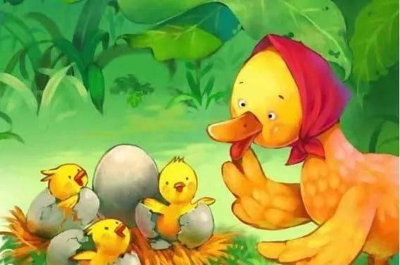 很黄的故事_【卓越晚安故事】不听话的小黄鸭