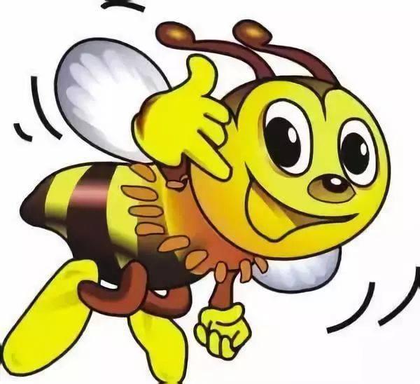 宝贝睡前启智故事:乐于助人的小蜜蜂图片