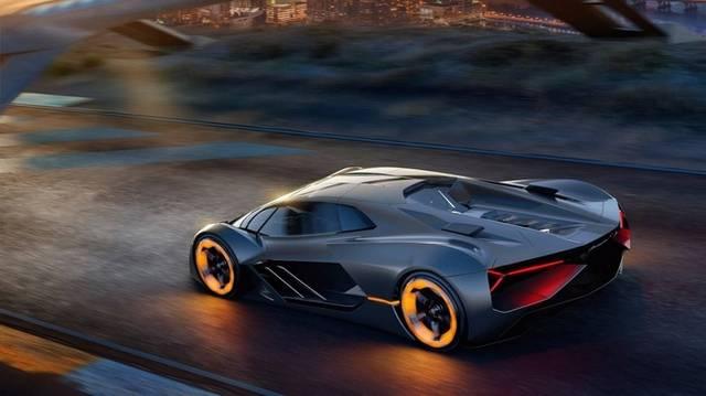 兰博基尼造首款混动超跑两千多万元的终极跑车_pk10用5000千一天