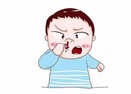 止住教程流小孩的特效鼻血方法汽车图片