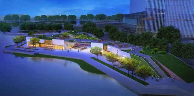 如东新城区规划方案出炉!一大波效果图抢先看