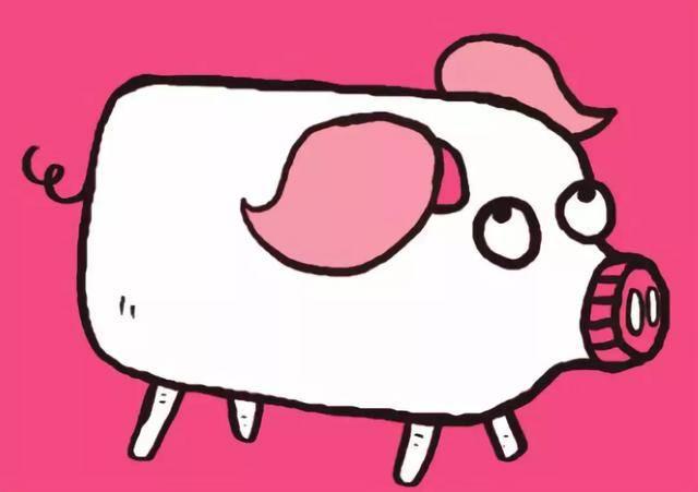 小小传承人:2019年元旦必备手工,手工制作快乐的小猪