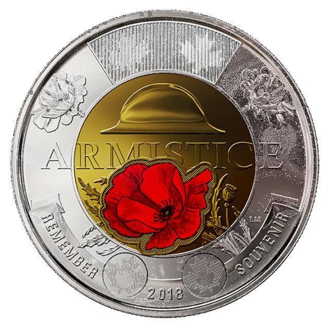 【一战100周年纪念币】~~~这不是硬币这是艺术品!