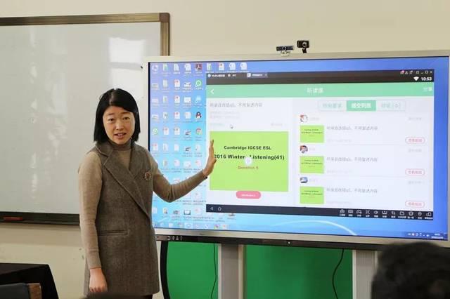 江西公众董事长参观考察银河学校设计小室内交流全景学校号图片