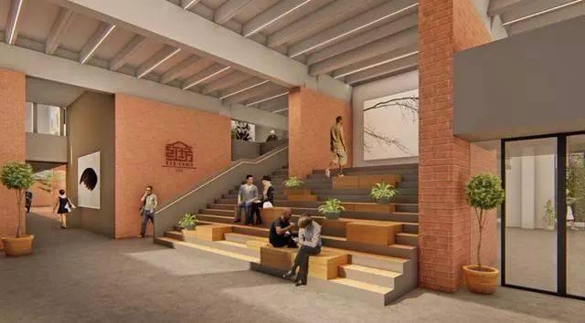 超大博物馆钣金的突破空间设计格局加工的a钣金气质,开放式具有环境乐从厂家办公办公传统图片