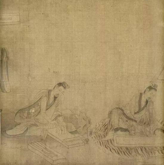 古琴斫制图纸及尺寸