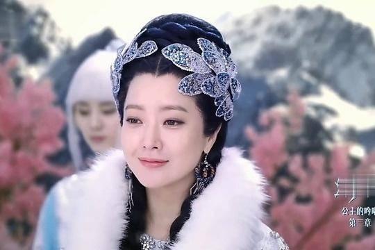 """4位古装美女的""""仙女卷"""":杨幂俏皮,娜扎惊艳,而她似公主!"""