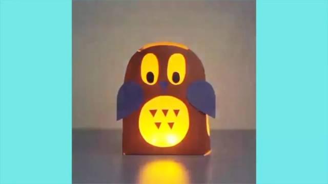 【手工灯笼】喜庆又简单!10分钟让你学会4种手工灯笼做法
