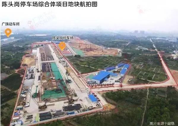 广州南站崛起!最新周边规划已出炉这个新房板块最受关注!