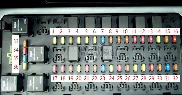 全文共计 185字  建议阅读 2分钟 保险盒  保险丝也被称为熔断器,是保证电路安全运行的电器元件。今天就为你讲一讲挖掘机保险盒内各个保险丝的位置以及更换方法。 75保险盒内景   附赠保险丝位置说明