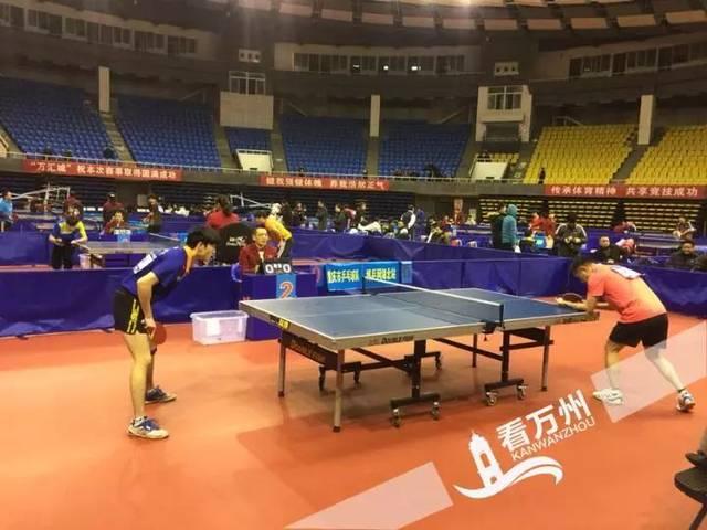 作为长江流域较大规模的乒乓球赛事,吸引了来自陕西,云南,北京,上海
