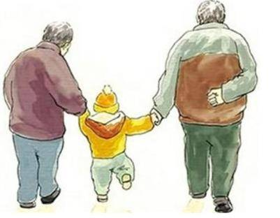 有老人和没有老人帮忙带孩子的家庭有什么区别?千差万