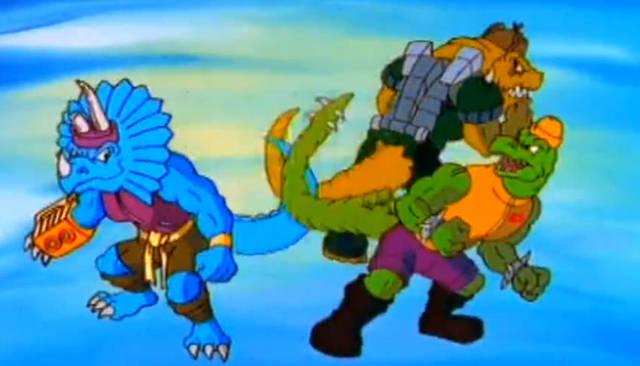 要不是嗨粉们给星际恐龙搞了个新表情,我肯定想不起来看这些童年回忆图片