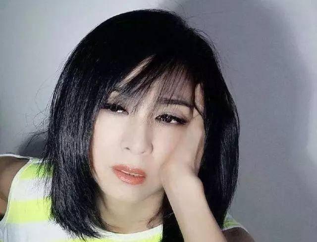 63岁米雪近照曝光!换新发型少女感满满!不老女神赵雅芝要让位了图片