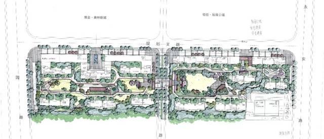 大区手绘平面图 江西会昌县,白鹅乡的梓坑村,是一个山高林深,野猪