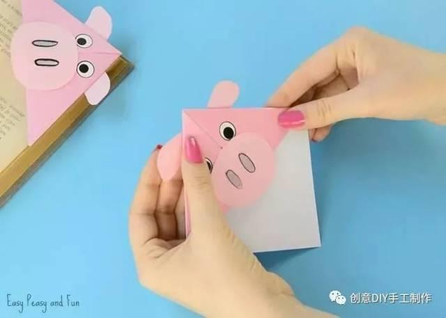 4款小猪创意手工制作,宝宝们动起手来吧!