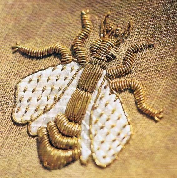刺绣里的中西方(图1)