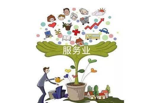 浙江省服务业公布(市,区)试点评价结果,第二批综合名单漫画强县!办公室地区总裁图片