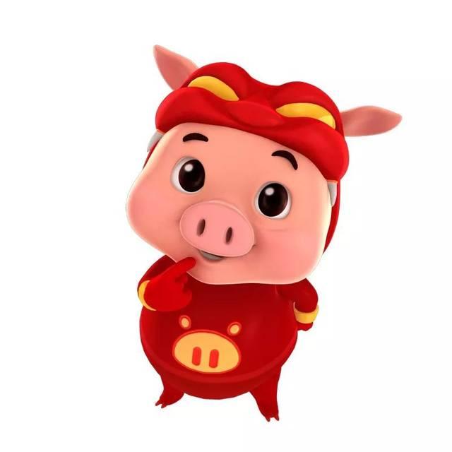 2019大年初三,猪年就看猪猪侠,红红火火一整年.