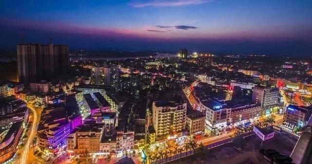 藤县津北新区规划图