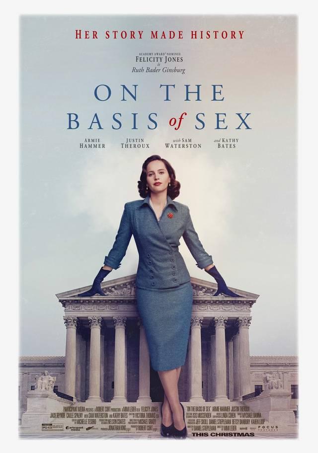《以性为本》on the basis of sex