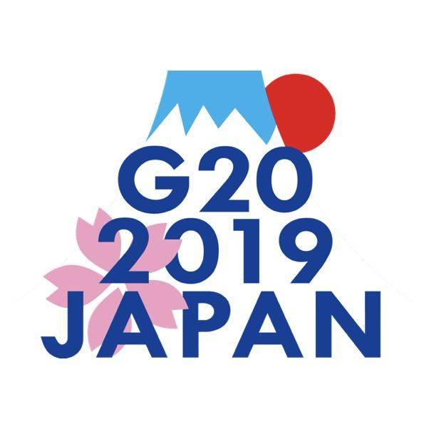 2019年日本g20峰會的中選標志欣賞圖片