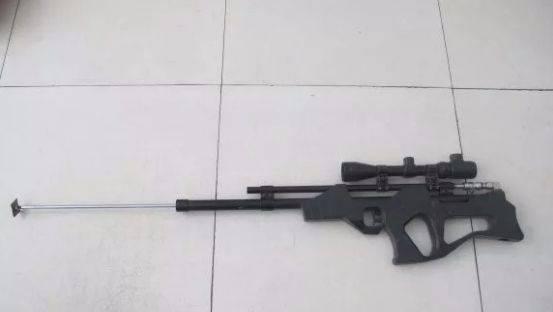 男子销售通厕器塑料握把,被认定为枪支散件,一审判13年!图片
