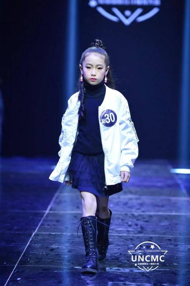 uncmc第二届中国国际少儿模特大赛广西赛区总决赛落幕