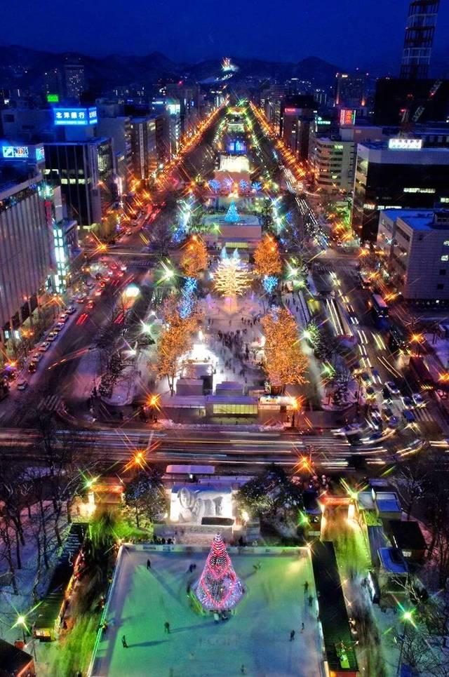 【最后两席】一期一会 春节北海道 | 札幌冰雪节燃情70年,演绎真正的图片