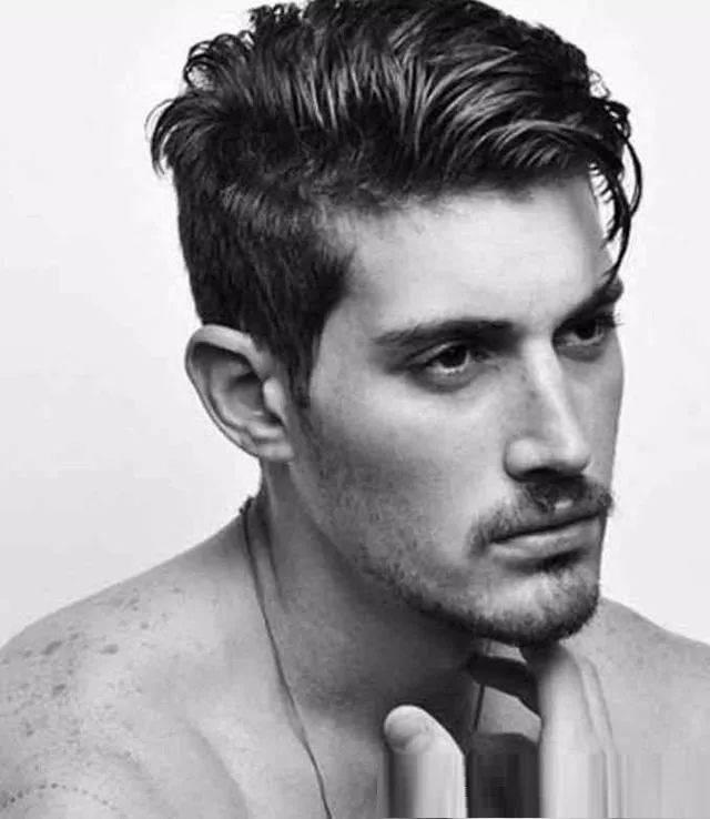 2019流行的男士发型,男生不喜后2款,而女生却很痴迷