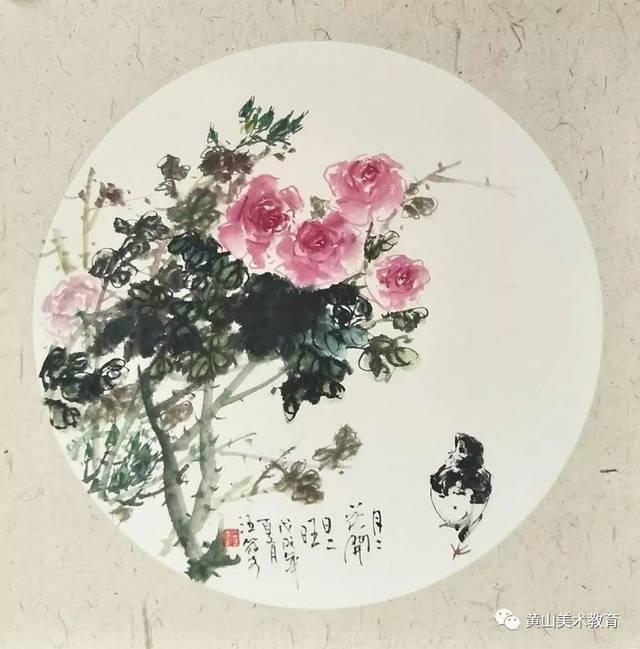 插画组画《前行,中国梦》 国展获奖作品 胡发楚 作