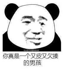 熊猫头表情包隐藏表白系列:你永远都不知道我喜欢你图片