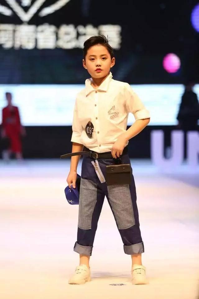 2019第二届uncmc中国国际少儿模特大赛河南赛区决赛落幕