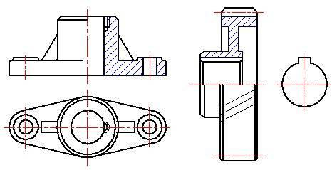 模具图纸剖视图的种类及画法,你都懂了吗?