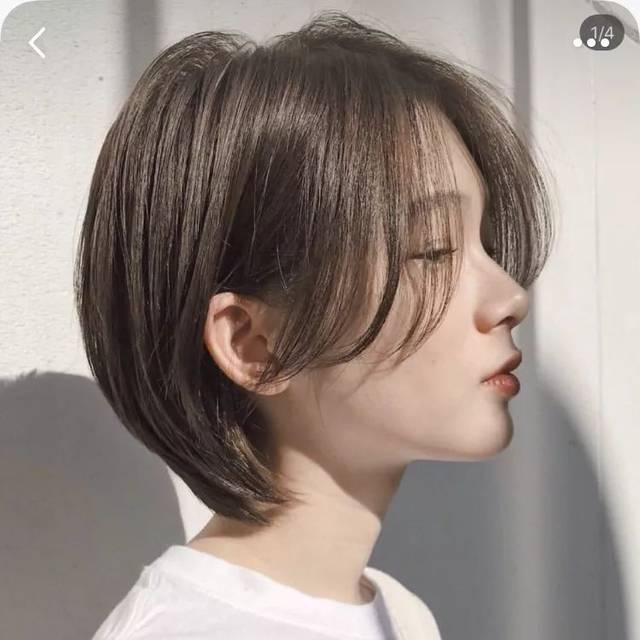 剪个短发就上热搜,欧阳娜娜的新发型也太有心机了图片