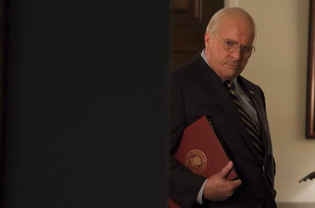贝尔在《副总统》的扮相