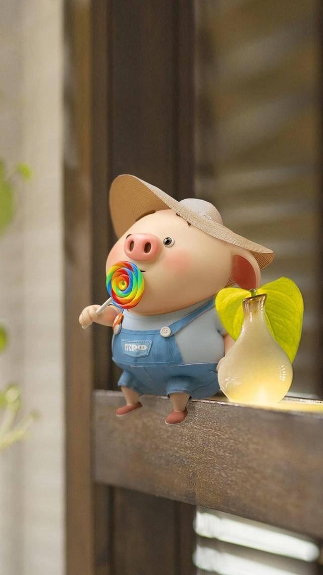 2019幸福的小猪