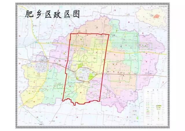涉县新城区规划图