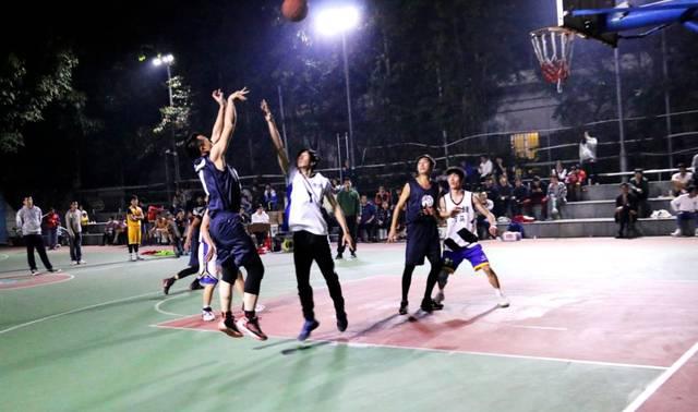 亲子健跑,新春篮球赛……乐从村居花样迎新年