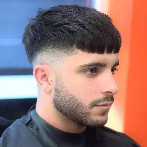 新年新发型,2019男士发型趋势图片