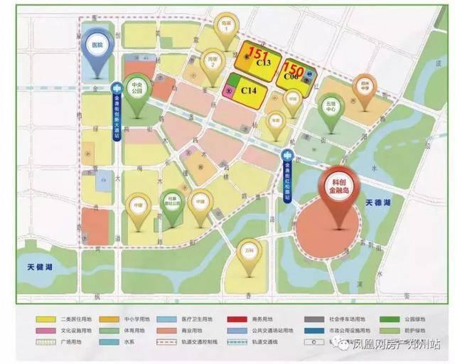 郑州高新区2019规划图