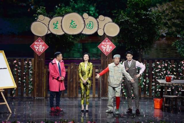 巩汉林将搭档宋晓峰,金玉婷演绎小品《抽象大师》,讲述老实做人,踏实图片