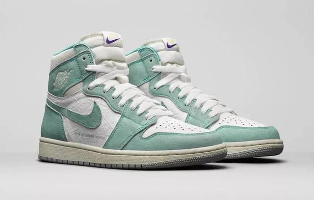 """299b828db16948be959664e9bfd00f61 - 小清新湖水綠!這款 Air Jordan 1 """"Turbo Green"""" 不要"""