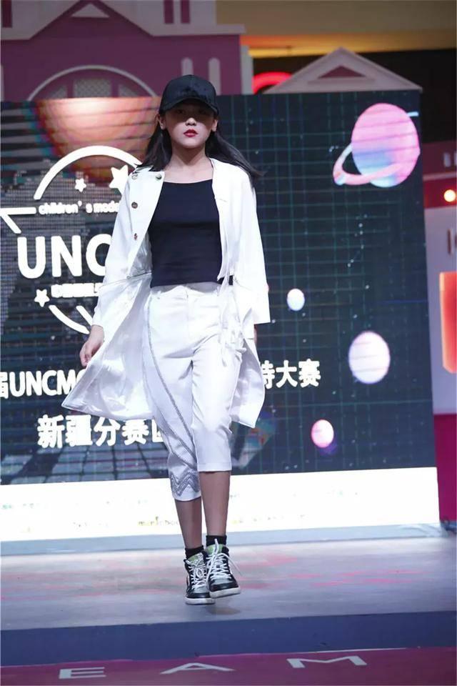 2019第二届uncmc中国国际少儿模特大赛新疆赛区决赛落幕