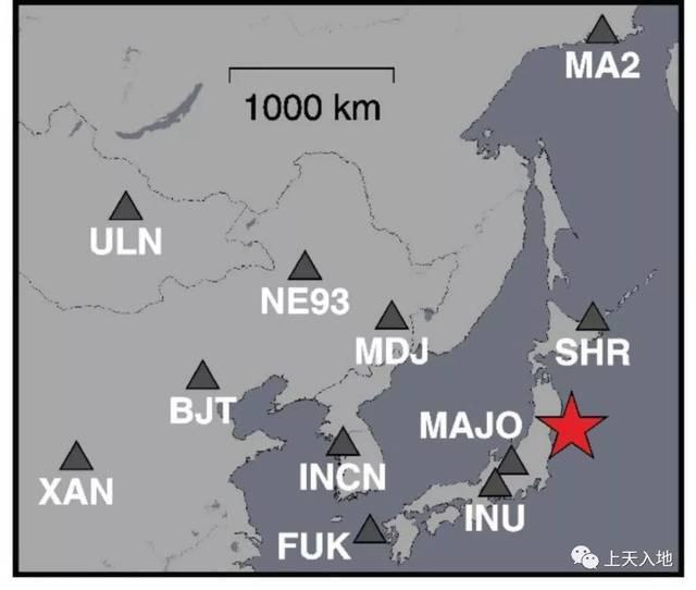 2018年1月在巴黎召开的重力地震预警学术国际研讨会上,地球物理学家