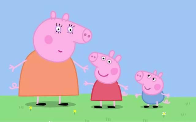 """你记忆中的那只""""小猪""""来拜年啦!图片"""