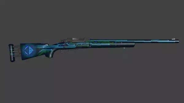 刺激战场: 最好用的四把狙击枪, 98k不是最佳选择图片