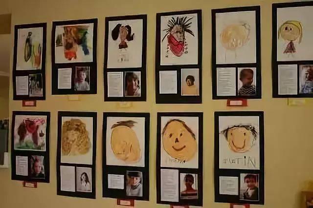 【主题环创】幼儿园创意照片墙,可以把孩子每个可爱的