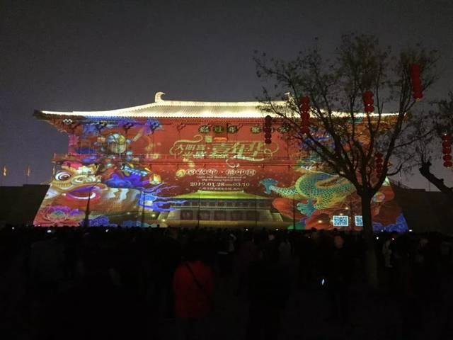 西安年·最中國 | 大明宮·光影嘉年華,來了不想走,來圖片