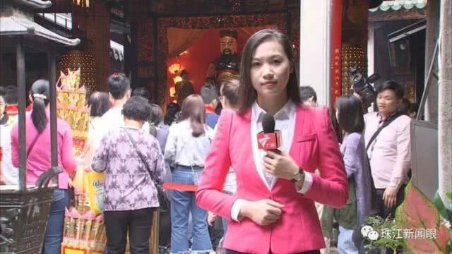 广州市仁威庙岁首四点朱砂这是什么民俗?